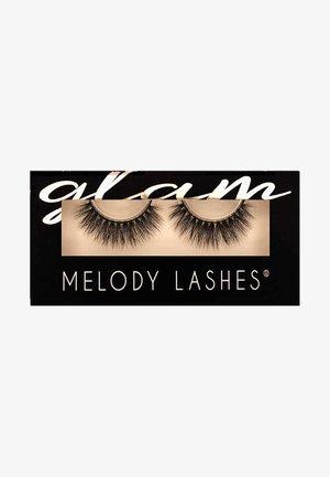 GLAM TOO SEXY - False eyelashes - black