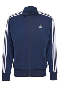 adidas Originals - FIREBIRD TRACK TOP - Bluza rozpinana - blue - 7