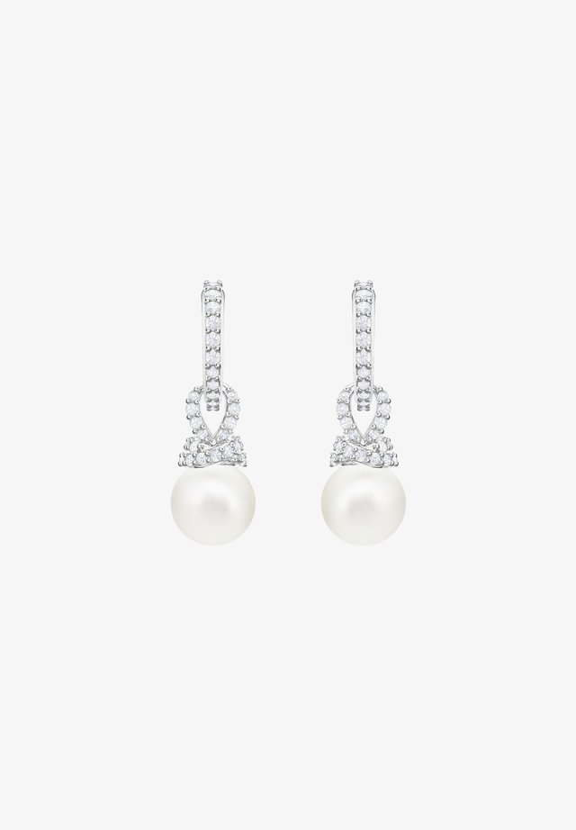 Earrings - white