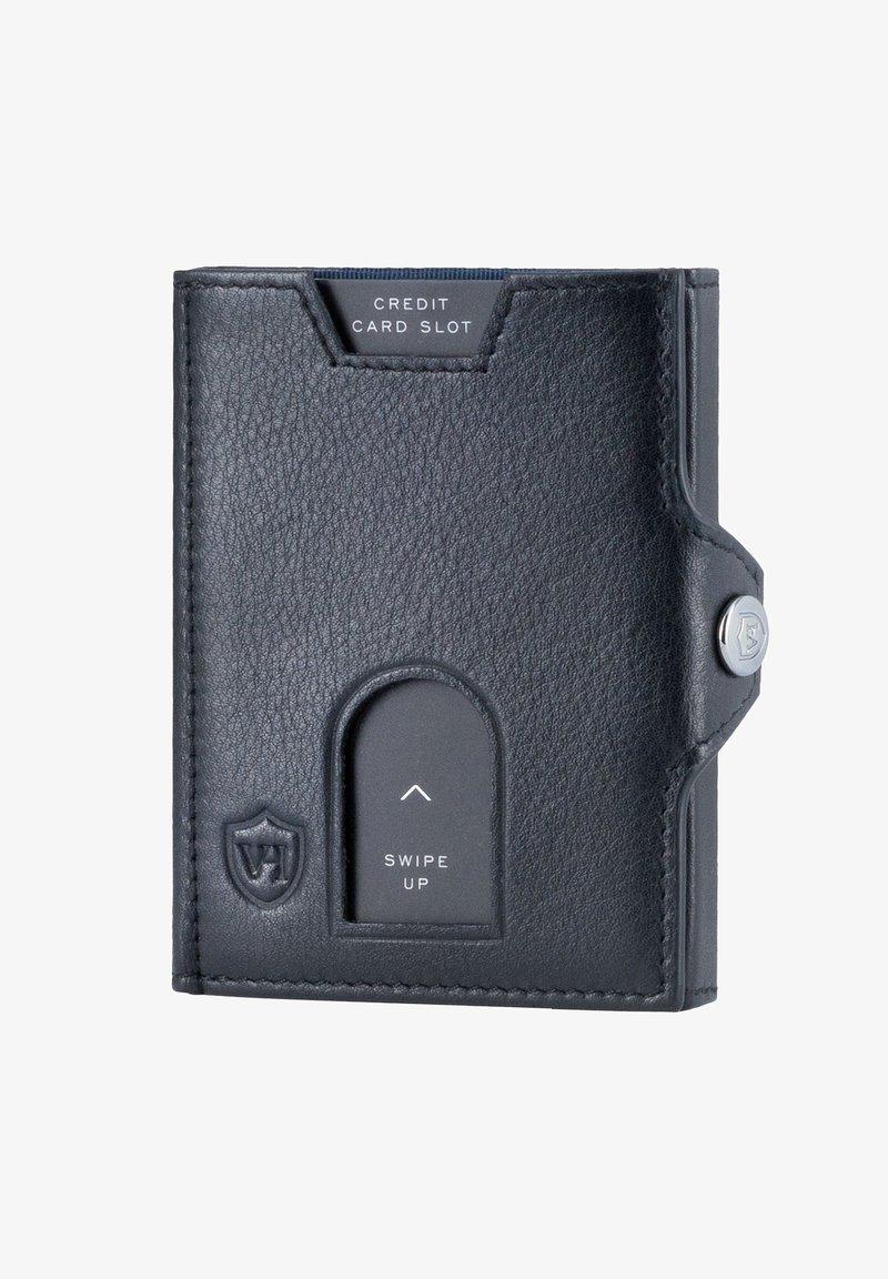 VON HEESEN - WHIZZ MIT CRYPTALLOY - Wallet - schwarz