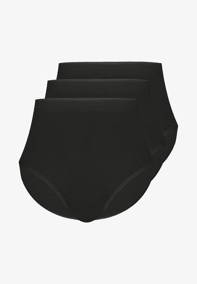 3 PACK - Briefs - black