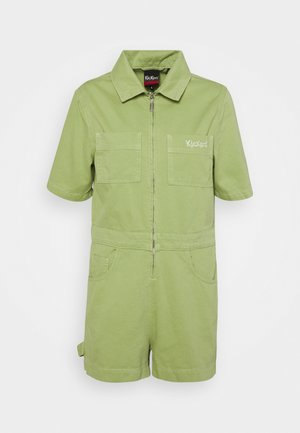 DRILL UTILITY PLAYSUIT - Jumpsuit - lime