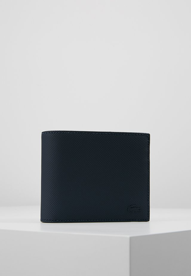 BILLFOLD COIN - Portefeuille - peacoat