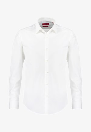 JENNO SLIM FIT - Shirt - open white