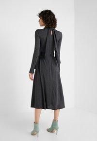 MAX&Co. - DRENARE - Robe pull - dark grey - 2