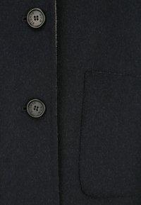Blonde No. 8 - LEON  - Mantel - navy/sand - 4