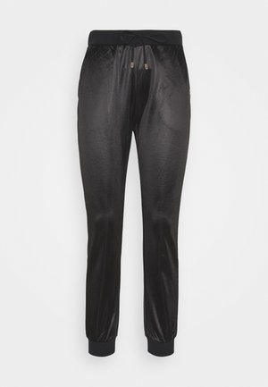 PANT.JERSEY - Trousers - nero