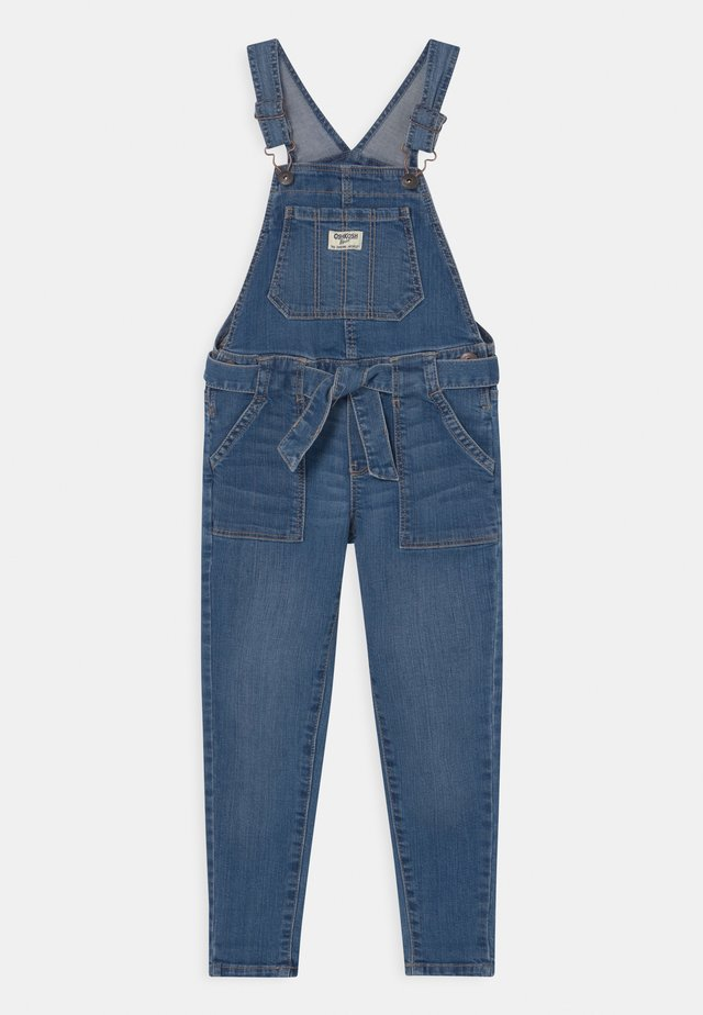 FASHION OVERALL - Snekkerbukse - denim