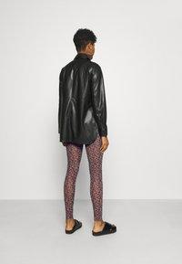 YAS - YASMILANA  - Leggings - Trousers - black - 2