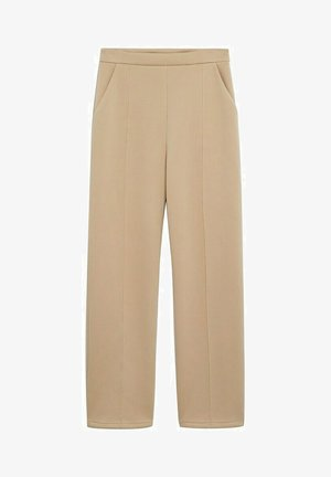 TAMMY - Trousers - beige