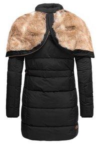 Marikoo - LIEBLINGS - Winter coat - black - 4