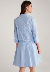 JOOP! - Shirt dress - blau/weiß gestreift - 2