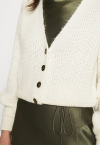 Fabienne Chapot - STARRY  - Kardigan - cream white - 4