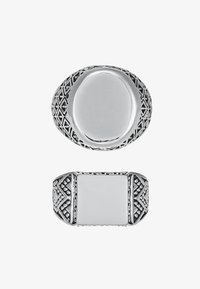Topman - 2 PACK SOVEREI  - Bague - silver-coloured - 3