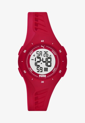 TRADITIONAL  - Digital watch - red