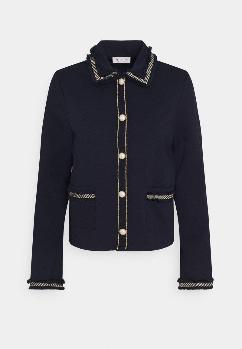 Rich & Royal - Summer jacket - deep blue