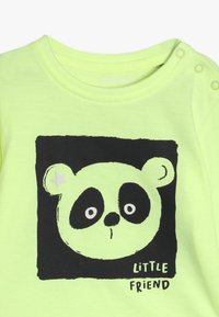 Staccato - 2 PACK - T-shirt à manches longues - neon yellow/black - 5