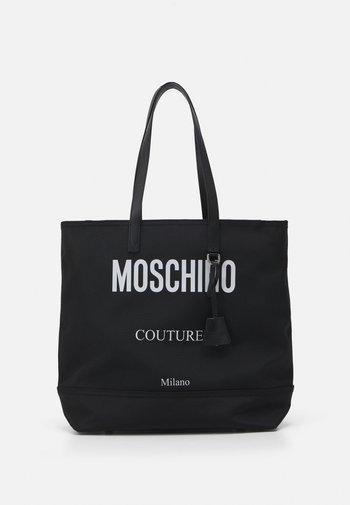 SHOULDER BAG UNISEX - Shopper - black