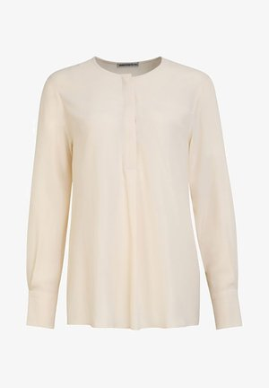 CHIWA - Long sleeved top - brown