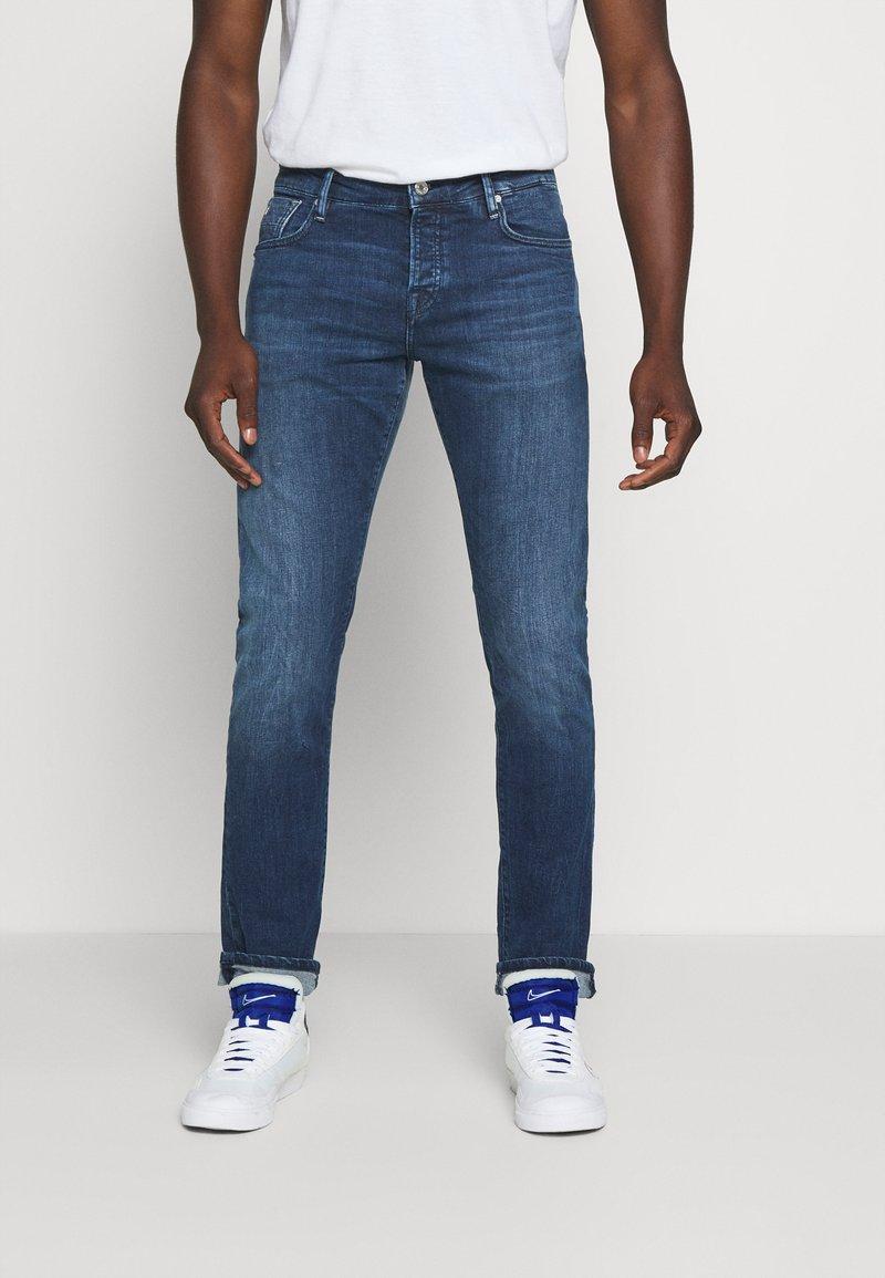 Scotch & Soda - DAILY ICON - Jeans slim fit - blue denim