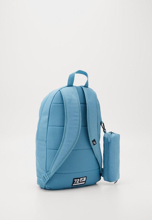 Nike Sportswear UNISEX - Zestaw szkolny - cerulean/white Nadruk Akcesoria IZJWKA5