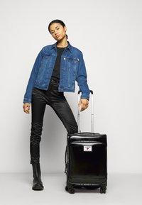 Love Moschino - Wheeled suitcase - black - 0