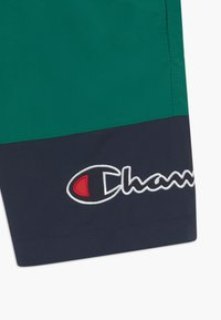 Champion - Uimashortsit - green/dark blue - 3