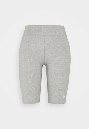 ESSNTL BIKE  - Shorts - grey heather/white