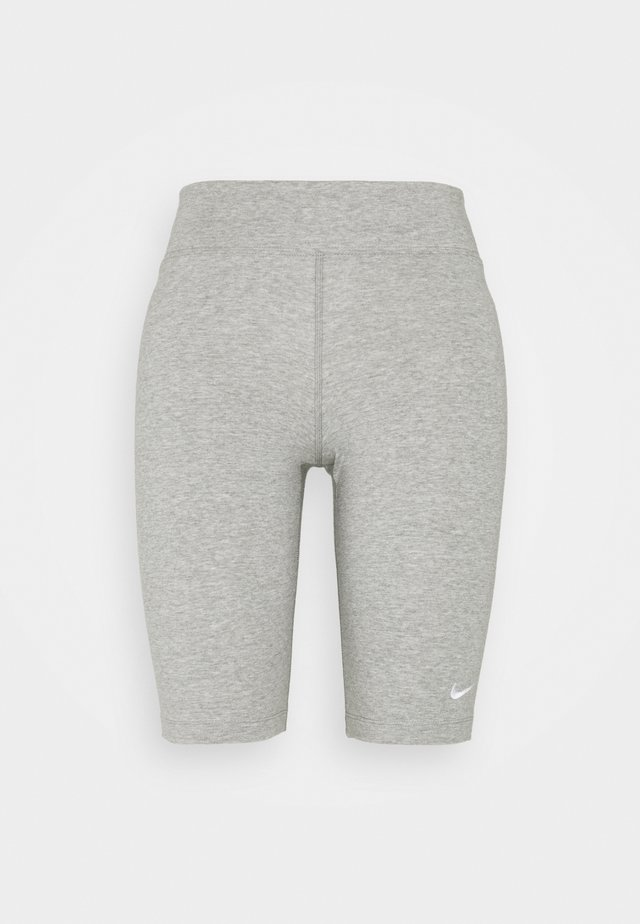 ESSNTL BIKE  - Short - grey heather/white