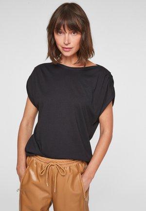 LOOSE FIT - Print T-shirt - black