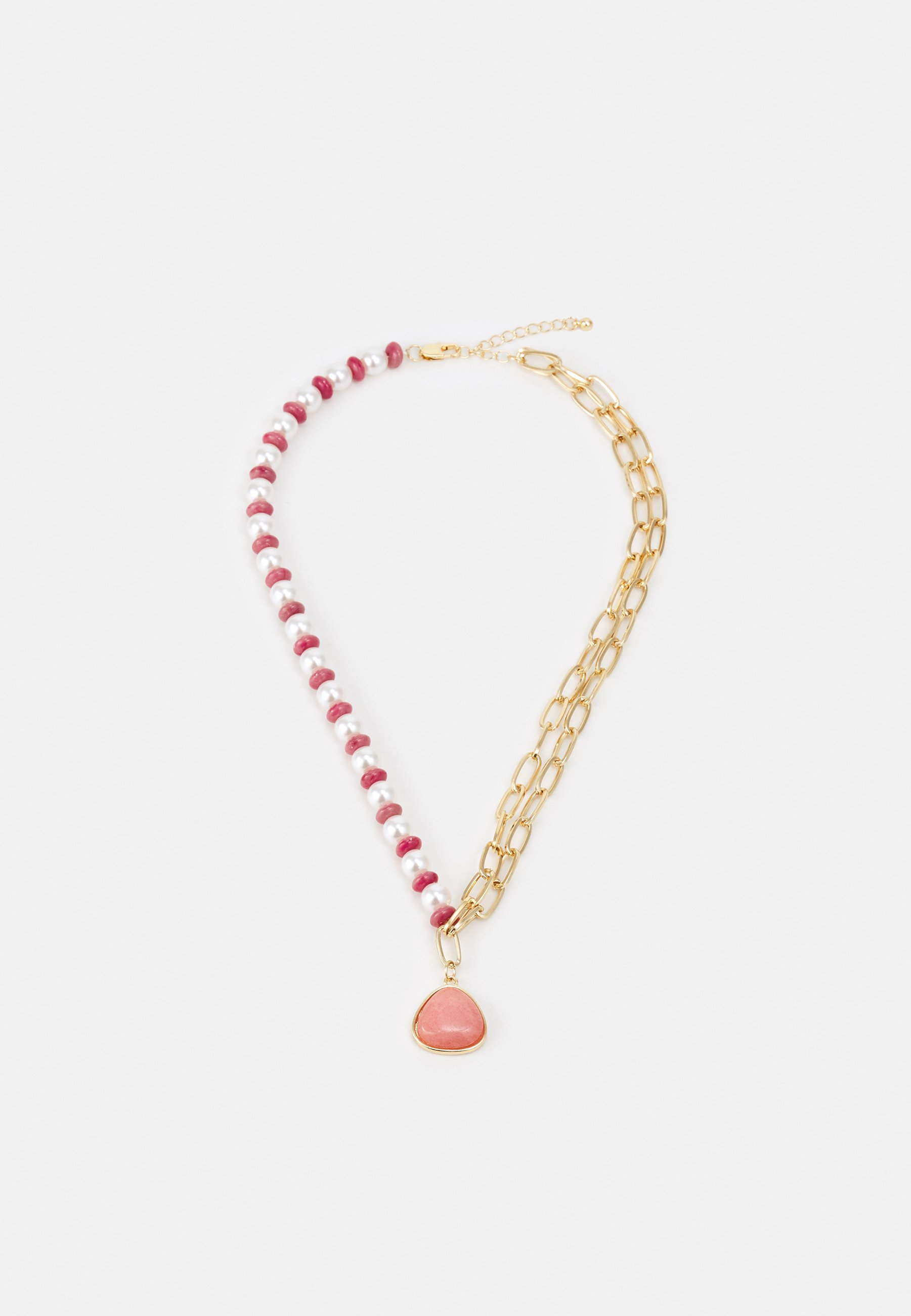 Donna PCLYNG HALF COMBI NECKLACE - Collana