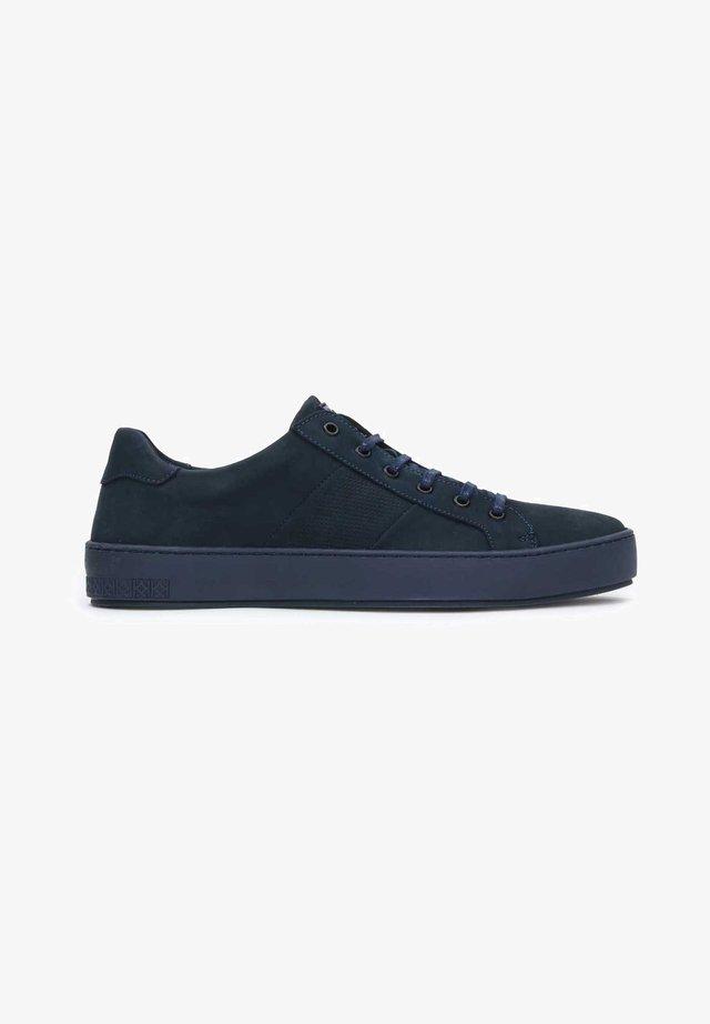 LEONID - Sneakers laag - navy blue