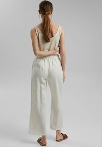Esprit - Trousers - off white - 2