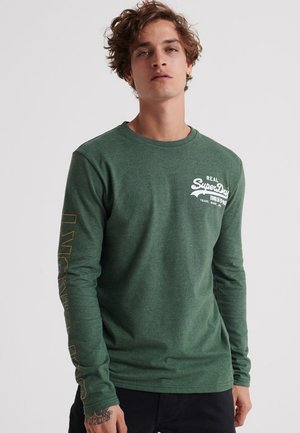 LINEAR  - Longsleeve - green