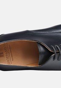 SHOEPASSION - NO. 5571 - Smart lace-ups - black - 5
