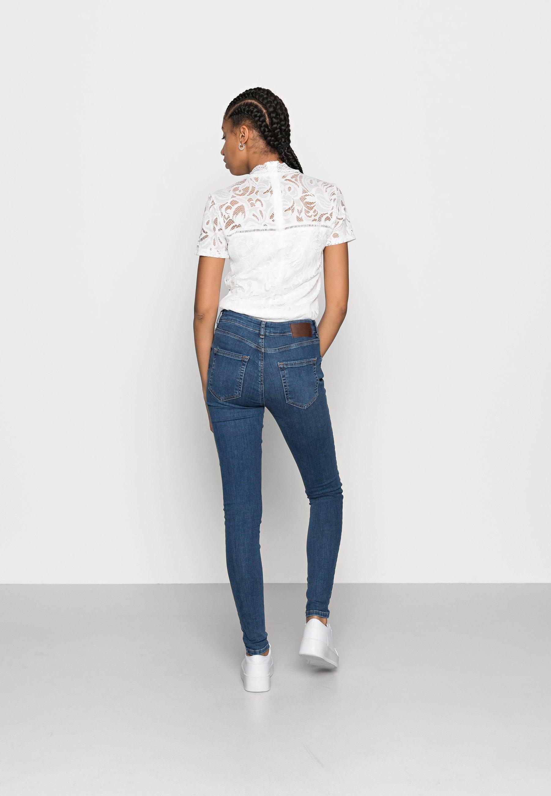 Women PCDELLY - Jeans Skinny Fit