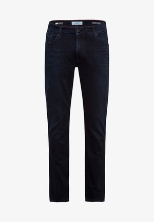 STYLE CHUCK - Slim fit jeans - blue-black denim