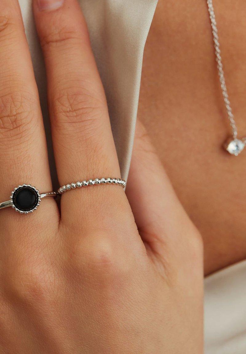 Parte di Me - Ring - schwarz