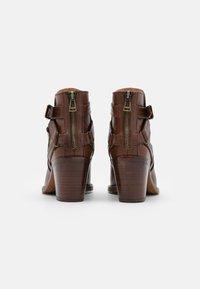 Belstaff - TRIALMASTER - Kotníková obuv - cognac - 3