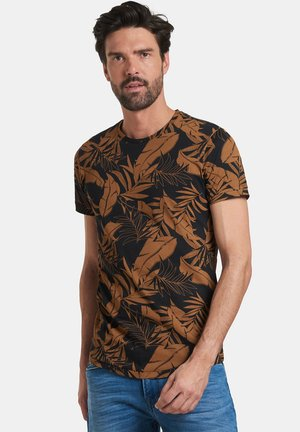 TRISTAN - T-shirt print - black