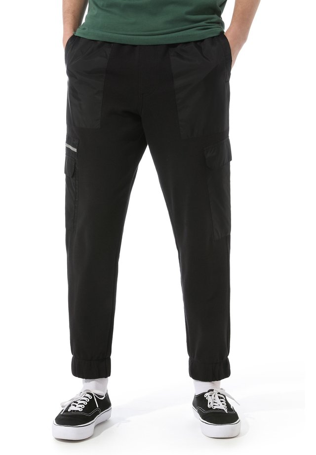 MN 66 SUPPLY FLEECE PANT - Pantalon de survêtement - black