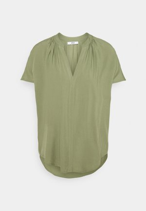 ONLSILLE - T-shirt imprimé - oil green