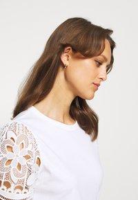 See by Chloé - Print T-shirt - white - 6