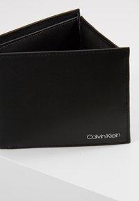 Calvin Klein - UNITED COIN - Peněženka - black - 6