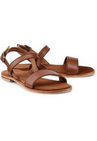 COX - Sandals - mittelbraun - 3
