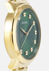 Guess - UNISEX - Orologio - gold-coloured/green - 3