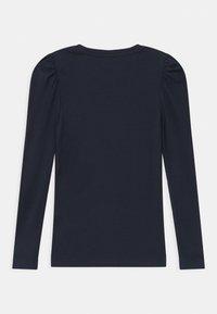 Name it - NOOS - Langærmede T-shirts - dark sapphire - 1