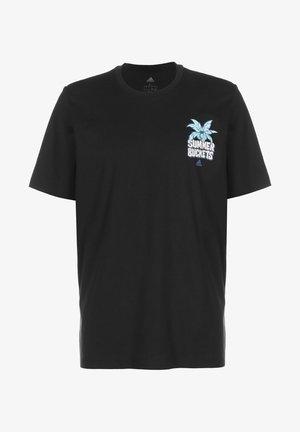 SUMMER BASKETBALL GRAPHICS - Camiseta estampada - black