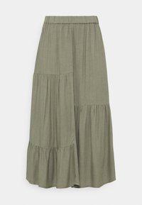 Culture - CUALIDA SKIRT - Pleated skirt - tamac - 0