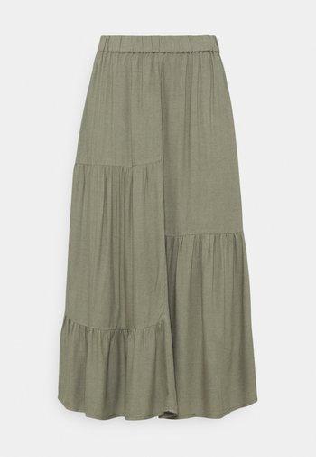 CUALIDA SKIRT - Pleated skirt - tamac